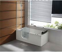 Handicap Tub Shower Combo by Walk In Shower And Bath Combinations
