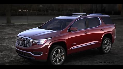 2018 Gmc Acadia Price And Information  United Cars
