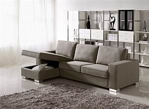 Sectional sofa with storage and sleeper book of stefanie for Sectional sleeper sofa with storage and pillows
