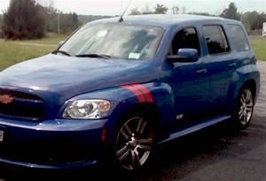 Chevy Chevrolet Hhr Ss Emblem Inlay Decal Decals Stickers
