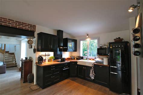 cuisine retro sur mesure meubles de cuisines cuisines inspiration authentique caséo vente