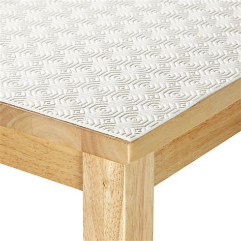 table top heat l buy john lewis table protector white 140cm john lewis
