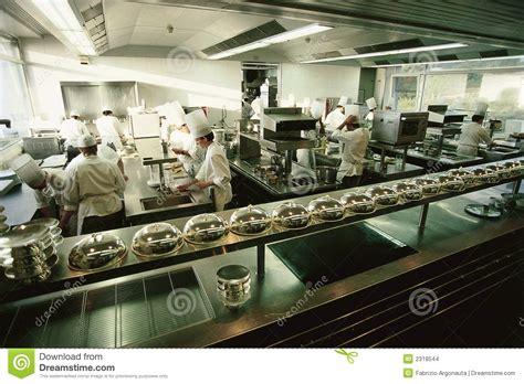 cuisine resto grande cuisine de luxe de restaurant images stock image