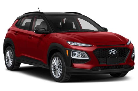 The kona is rather small, however, nearly a foot shorter than the crosstrek, which makes for somewhat tight legroom in the rear seats and somewhat less cargo space than competitors. 2021 Hyundai Kona MPG, Price, Reviews & Photos   NewCars.com