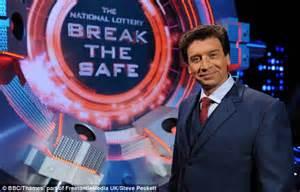 bbc faked break  safe lottery show  denied