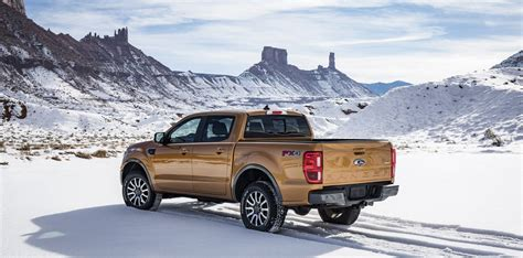 4 Cylinder Ford Ranger by Ford Ranger Returns To America With A Turbo D Four Cylinder