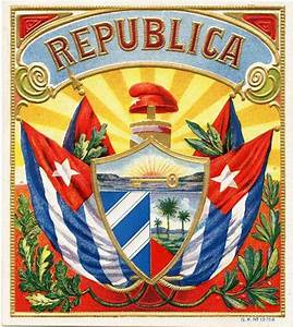 Cuban Cigar Label - Some destinations remain for good in ...
