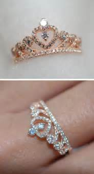 crown wedding rings 25 best ideas about princess crown rings on crown rings princess rings and pretty