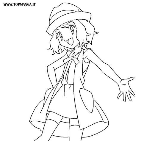 disegni da colorare anime immagini da colorare di topmanga anime e