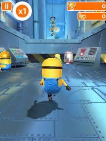 Despicable Me Minion Rush Game