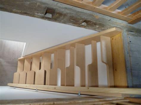 escalier pas japonais bois maison design goflah