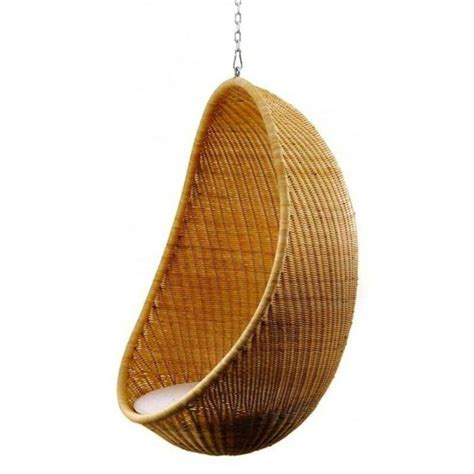 wicker hanging chairs comfortable seat and decorative