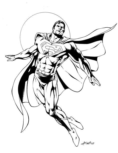 superman coloring images  pinterest coloring