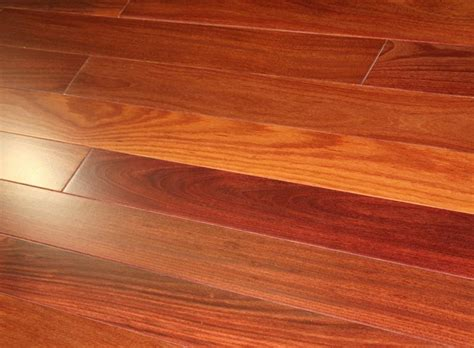 santos mahogany flooring color change santos mahogany vs cherry