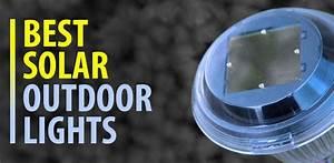 Best Solar Outdoor Lights