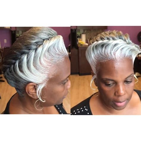 i m wearing my hair just like this black women natural