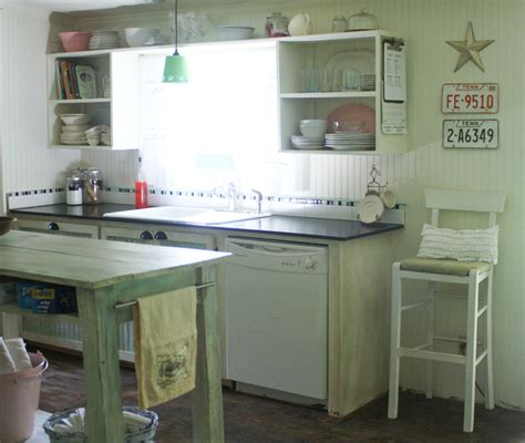 Small Kitchen Makeovers Country — Home Ideas Collection