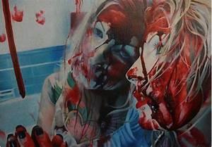 Morbid Makeup: Matthew Bone and Brian Viveros Flaunt ...