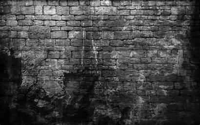 Broken Walls Screen Brick Wall Wallpapers Tv