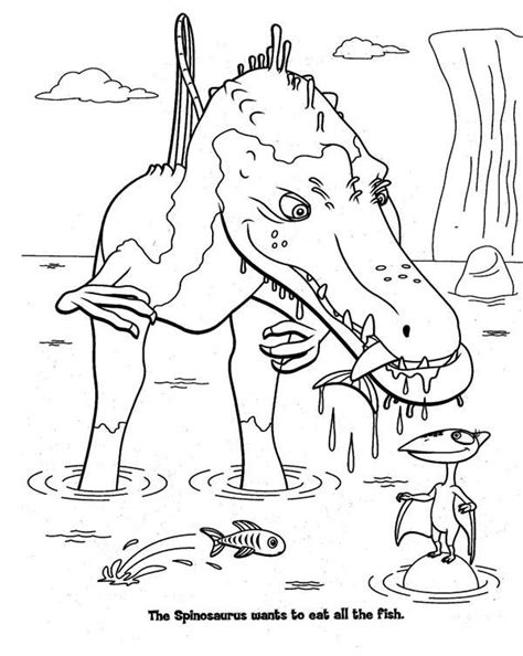 Allosaurus Kleurplaat by 18 Best Coloring Pages Dinosaurs Images On