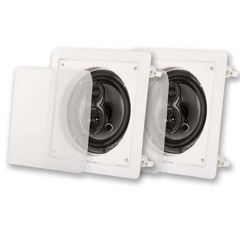 polk audio ic  ceiling speaker aw   home depot