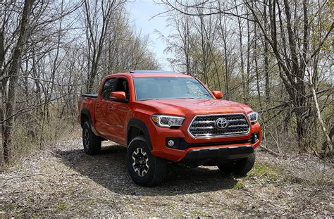 Toyota Tacoma Road by Review 2016 Toyota Tacoma Trd Road With Manual