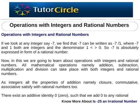 87 Best Images About Rational Numbers On Pinterest  Multiplication And Division, The Definition