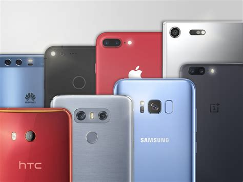the best phone the best smartphone of 2017 here s what you think