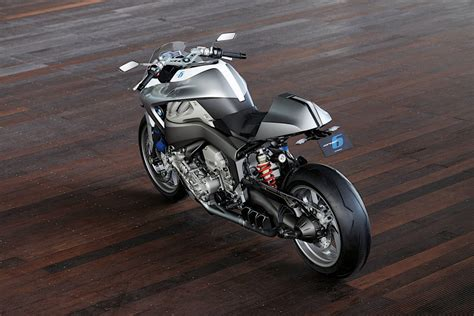 Motorcycle Of The Year Bmw Motorrad Concept 6