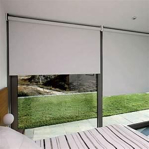 store enrouleur interieur With store interieur grande largeur