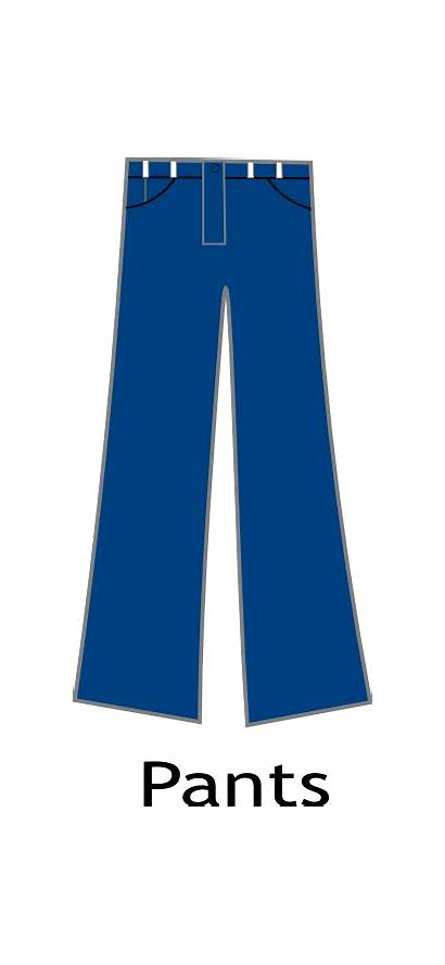 Pants Clipart Clip Cartoon Pant Trousers Animated