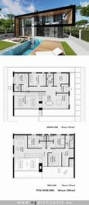 Modern, Architecture, House, Plans, 2021
