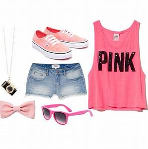 Cute Pink Outfits-20 Best Dressing Ideas with Pink Outfits
