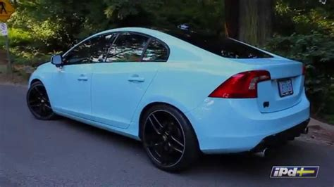 ipd volvo   project car overview youtube