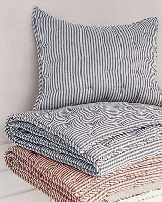 decke bedding 60 best ticking stripe images on pinterest ticking