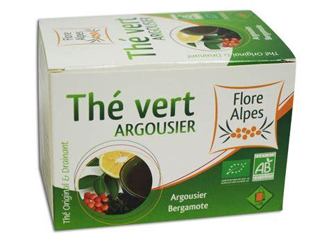 the vert bio 224 l argousier et 224 la bergamote 20 sachets flore alpes flore alpes la