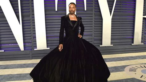 Billy Porter Being Called Fashion Icon Very