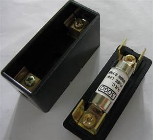 Hrc Fuse Holde Use With Fuse Link Fuse Box For Bolted