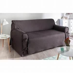 Housse De Canapé Extensible Gifi : housse canap 3 places gifi meuble et d co ~ Nature-et-papiers.com Idées de Décoration