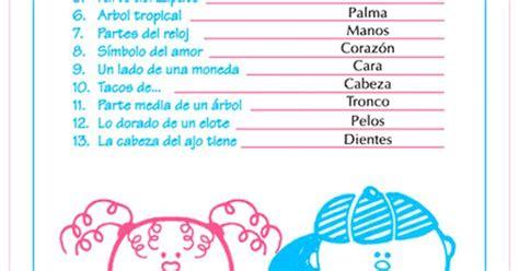 Bebe Baby Shower by Juego Partes Cuerpo Bebe Baby Shower