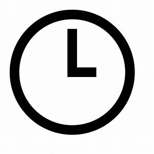 Clock Icon - Free Download at Icons8