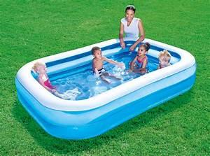 Nafukovací bazén obdélník