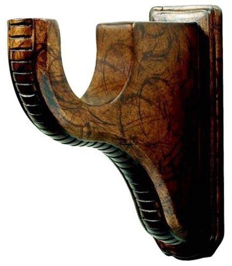 kirsch 2 inch wood trends renaissance 3 1 4 inch return