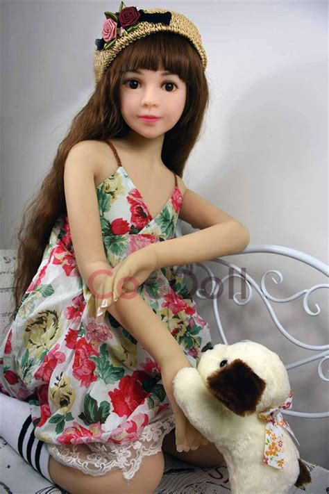 Flat Chested Sex Doll 126cm Rosie European Real Teen Sex