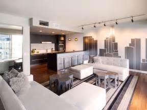 Cucina E Salotto by Open Space Cucina E Salotto Con Design Moderno 2 In 1
