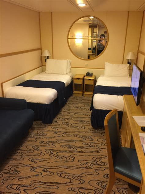 Interior Stateroom, Cabin Category SK, Navigator of the Seas