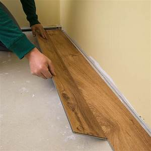 How to install vinyl plank flooring for How to install vinyl flooring planks