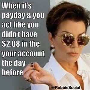 Payday Money Meme