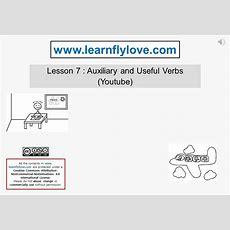 Learn Korean  Lesson 7 (auxiliary Verbs) Youtube