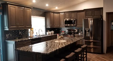 cabinets   customer remodels gallery rodney